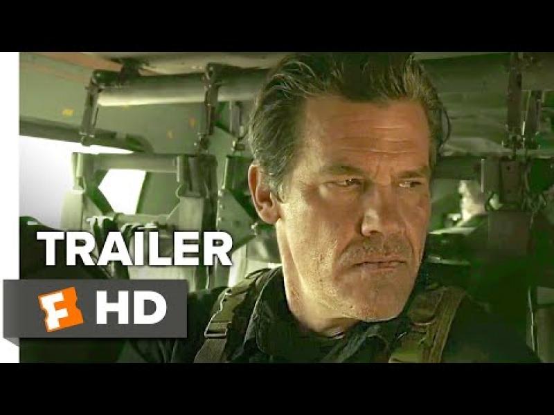 Sicario 2: Day of the Soldado Trailer