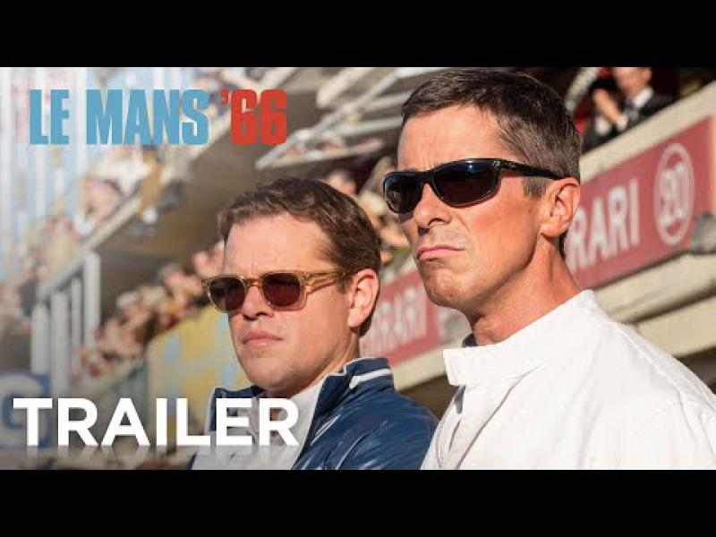 Le Mans '66 Trailer